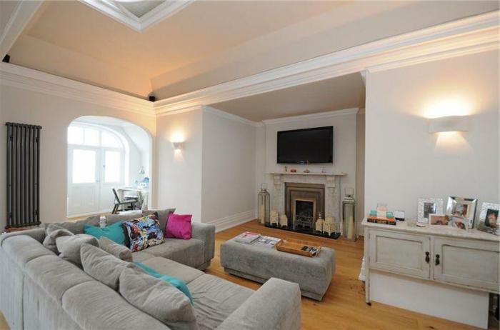 intérieur-design-canapé-très-confortable-idée- gran- confort-gris-zoella-sofa