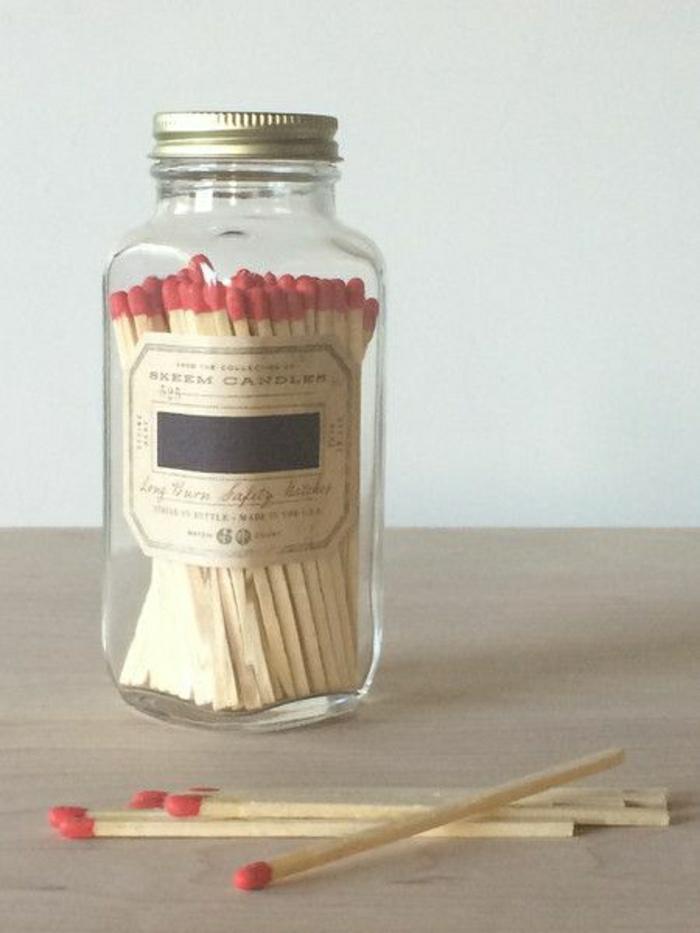 les bocaux en verre sont un vrai hit pour la cuisine. Black Bedroom Furniture Sets. Home Design Ideas
