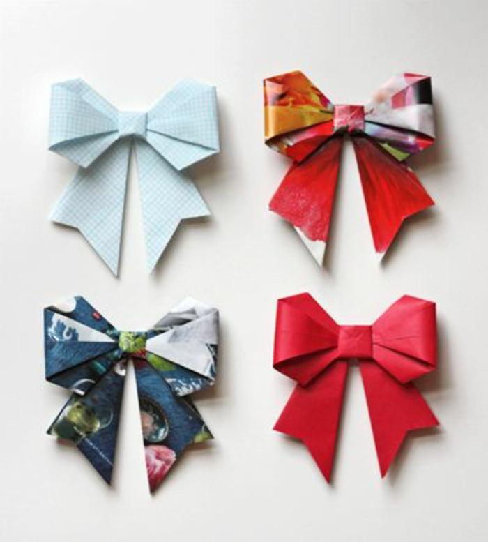 joli-pliage-en-forme-de-papillon-coloré-pliage-en-papier-coloré-joli-origami-facile-a-faire
