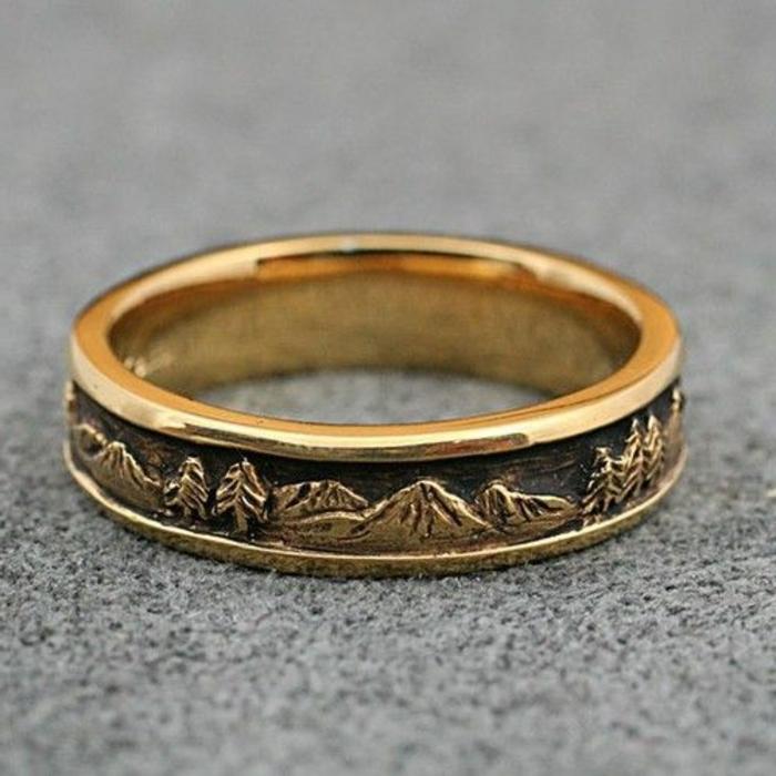 jolie-bague-mariage-mauboussin-bague-mariage-cartier-bague-en-or-et-dcoration-pour-les-bagues