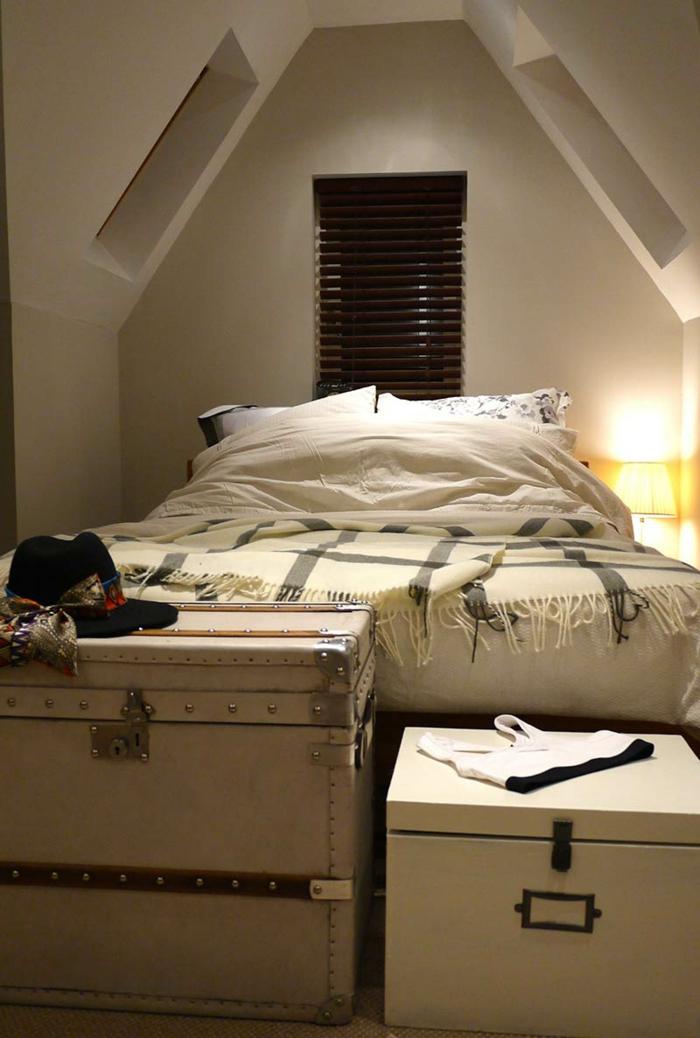 Placard Chambre But : Idées pour le bout de lit coffre en images