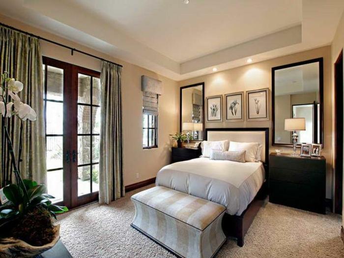 40 id es pour le bout de lit coffre en images - Stores pour chambres a coucher ...
