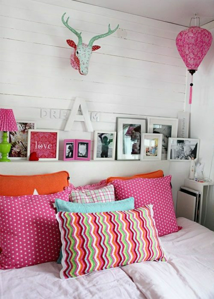 Idee de deco pour chambre ado cool ides pour une chambre for Chambre hot