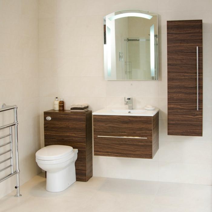 jolie-salle-de-bain-beige-avec-faience-salle-de-bain-leroy-merlin-beige-et-meubles-en-bois-foncé