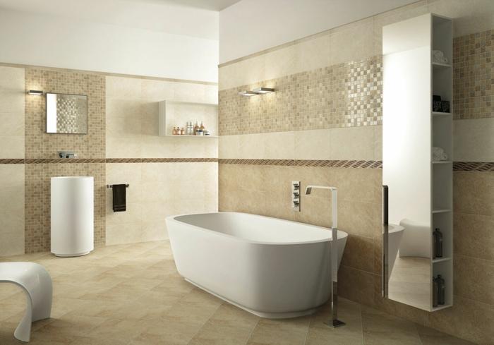 Faience Cuisine Jaune : Beaucoup d idées en photos pour une salle de bain beige