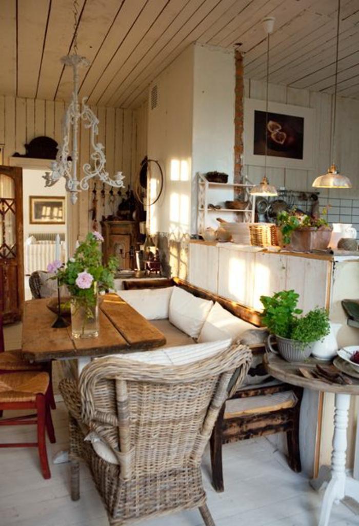 La maison familiale et rurale dans 49 images d 39 int rieur - Creer style minimaliste maison familiale ...