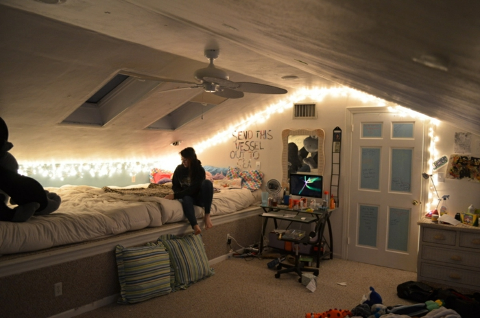 la-chambre-à-coucher-ado-idée-déco-chambre-cool