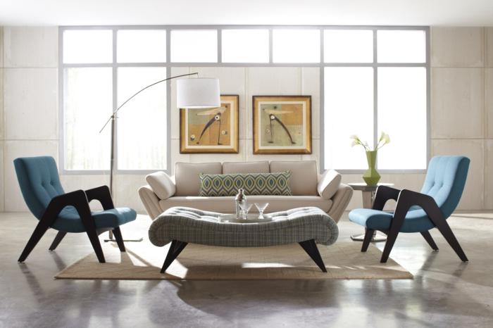 la-décoration-de-votre-salon-bien-aménagé-lampedaire-cool-idée