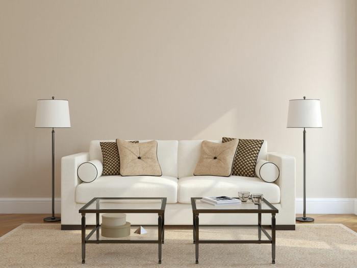 lampadaire-pour-salon-design-idées-déco-salle-de-séjour-blanc