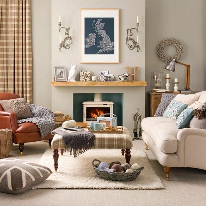 Trouvez un canap confortable qui va bien avec votre int rieur - Canape le plus confortable ...