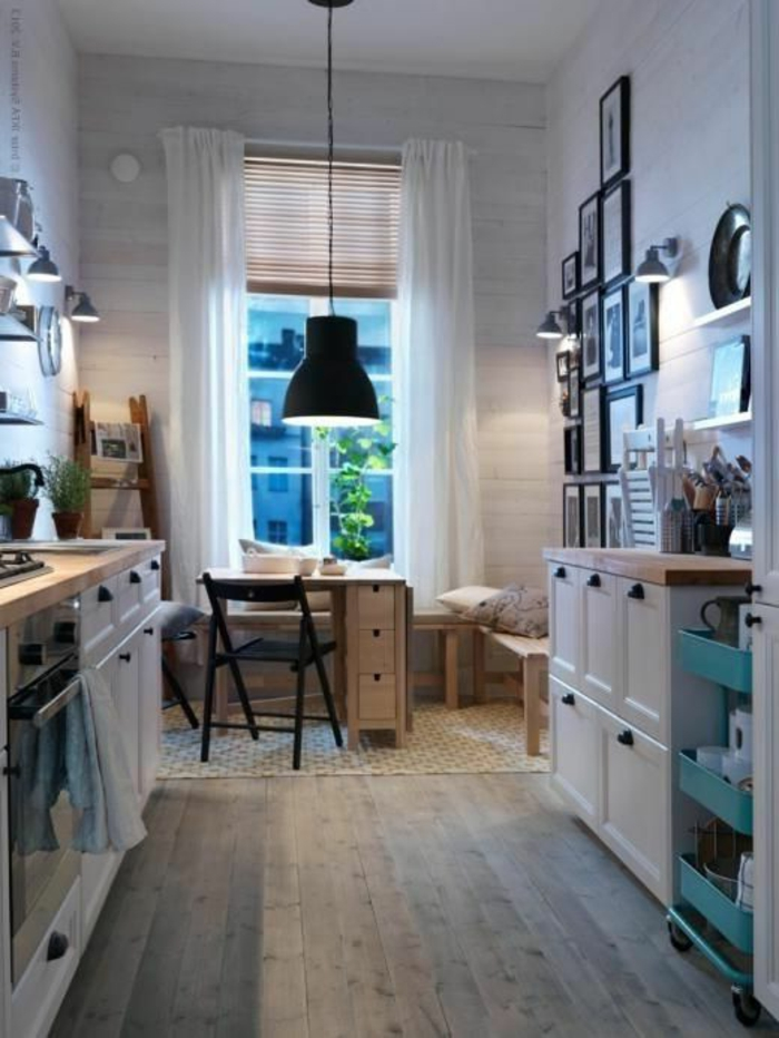rideau de cuisine design 20170827043857. Black Bedroom Furniture Sets. Home Design Ideas