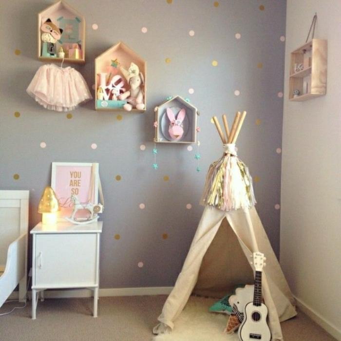 le-tipi-enfant-tente-de-lit-idée-intérieur-chambre-enfant-idée