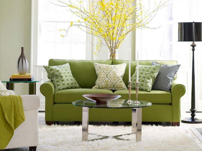 le-vert-faire-l-aménagement-de-la-salle-de-séjour-lampedaire-cool