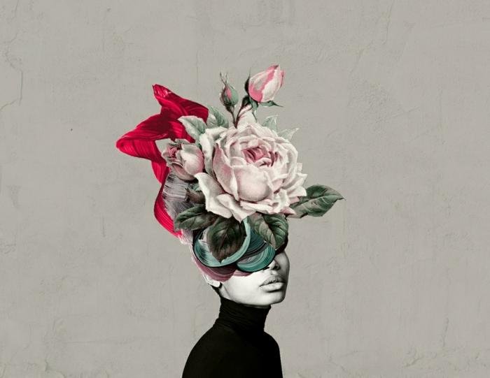 les-arts-graphique-l-art-graphique-materiel-art-graphique-fleurs-dans-la-tete