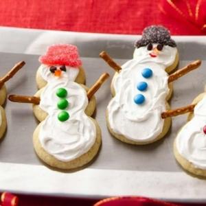 Le plus délicieux biscuit de Noël en images. 42 idées comment le faire!