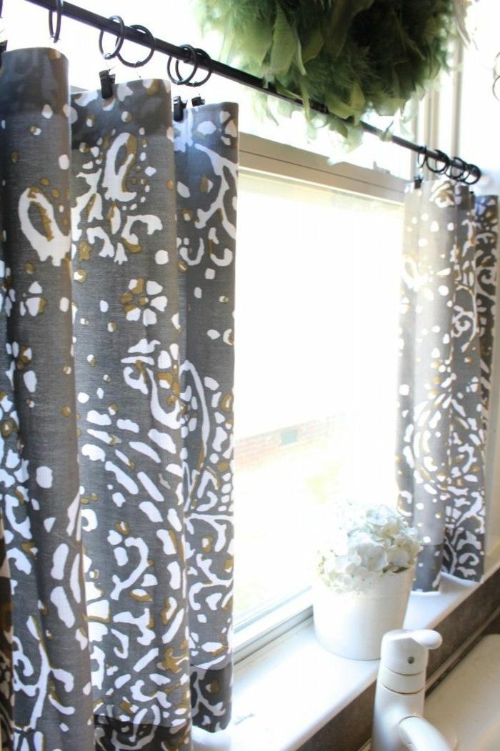 les-rideuax-gris-pour-la-cuisine-moderne-comment-bien-choisir-les-rideaux-dans-la-cuisine