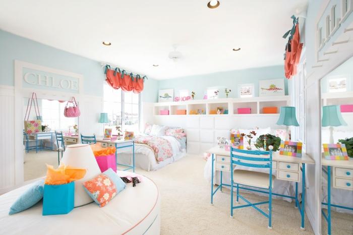 lustre-chambre-bébé-déco-chamber-bébé-magnifique-idée