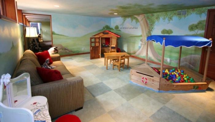 lustre-chambre-bébé-déco-chamber-bébé-magnifique