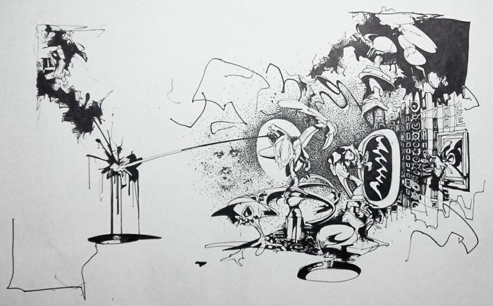 magnifique-tableau-arts-graphiques-art-graphiques-dessin-noir-et-blanc