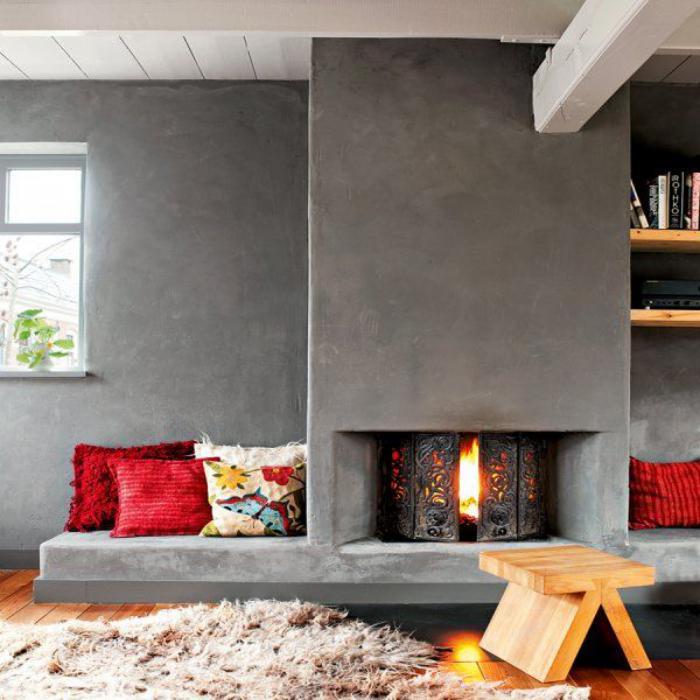 manteau-de-cheminée-eb-béton-décor-extravagant