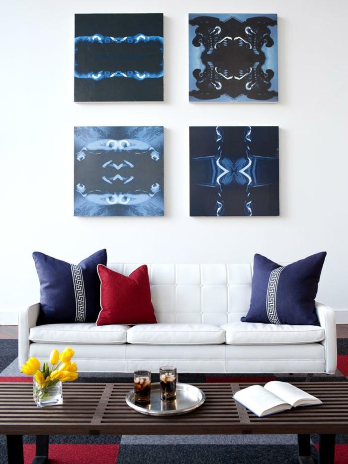 meilleur-idée-couleur-peinture-salon-décoration-salon-artiste-quatre