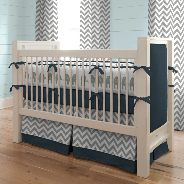 mignon-déco-chambre-bebe-lit-linge-de-lit-bébé-pas-cher