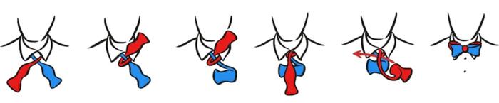 noeud-papillon-coutume-élégant-homme-comment-le-faire