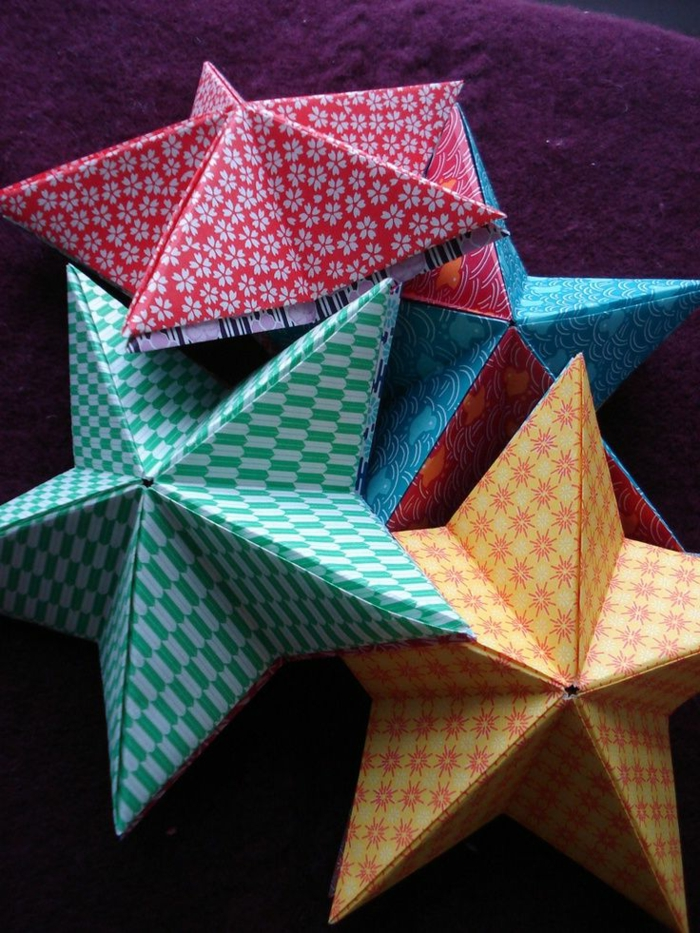 origami-facile-en-forme-d-etoile-comment-creer-un-joli-pliage-origami-en-forme-d-etoile