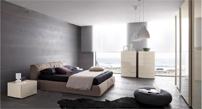 peinture-chambre-gris-chambre-taupe-idée-couleur-chambre-adulte--en-gris-design