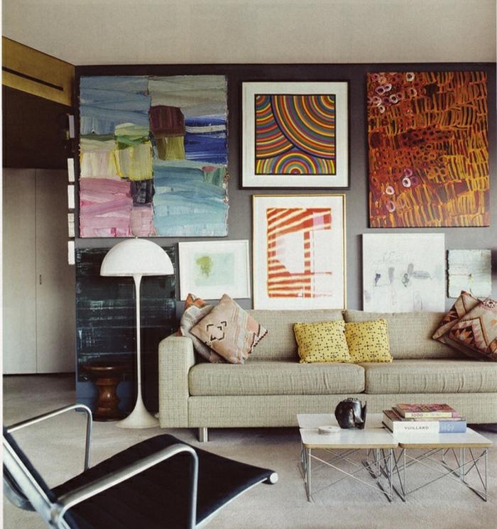 peinture-chambre-idées-peinture-salon-tableau-art-idée