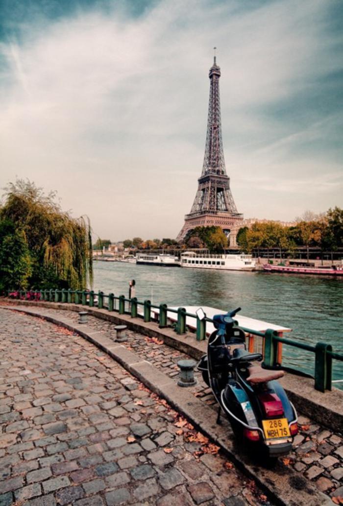 se promener a paris