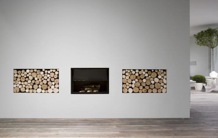 range-buches-intégré-deux-niches-murales-et-cheminée-murale