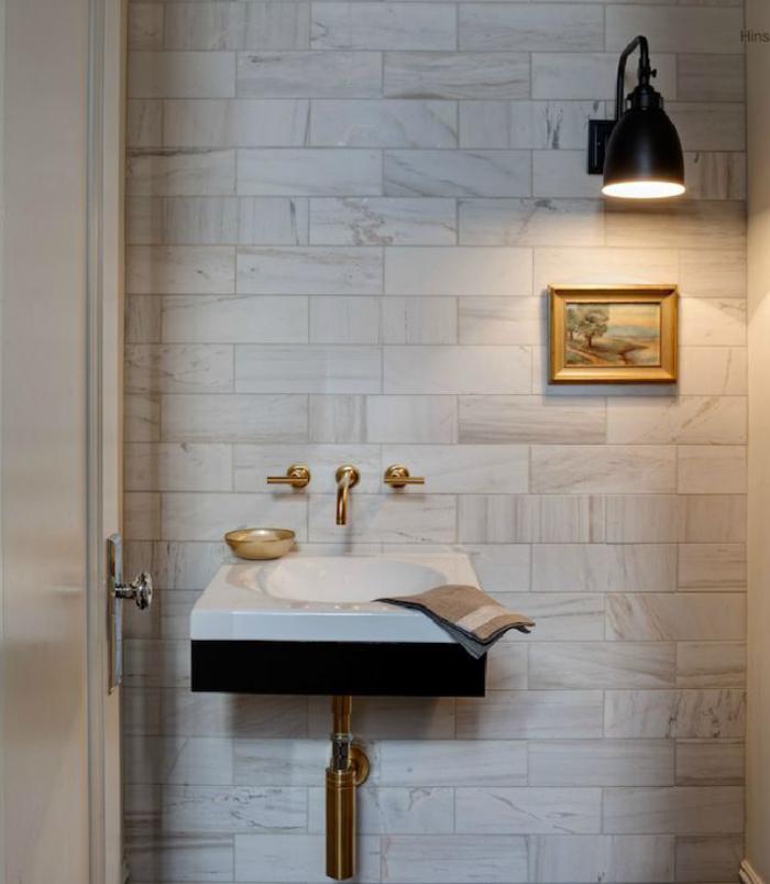 robinet-mural-applique-industrielle-petit-lavabo-suspendu