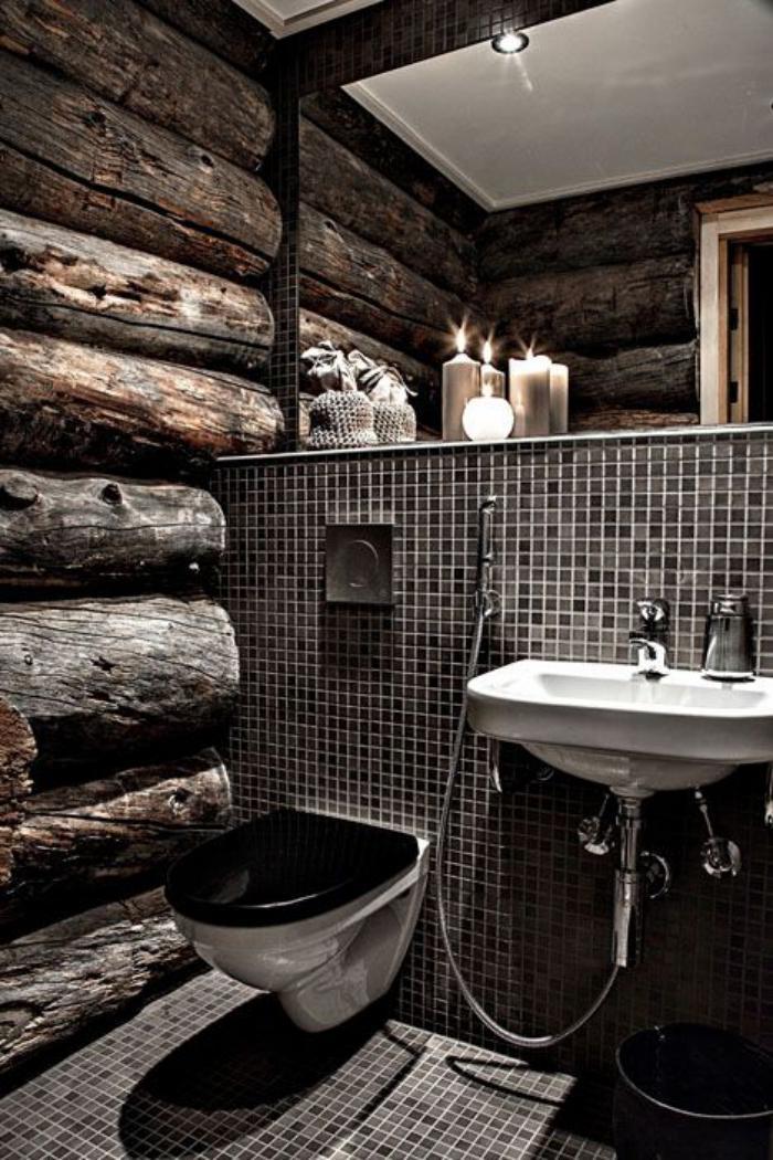 salle-de-bain-rustique-authenticité-et-style-contemporain-tuiles-mosaiques