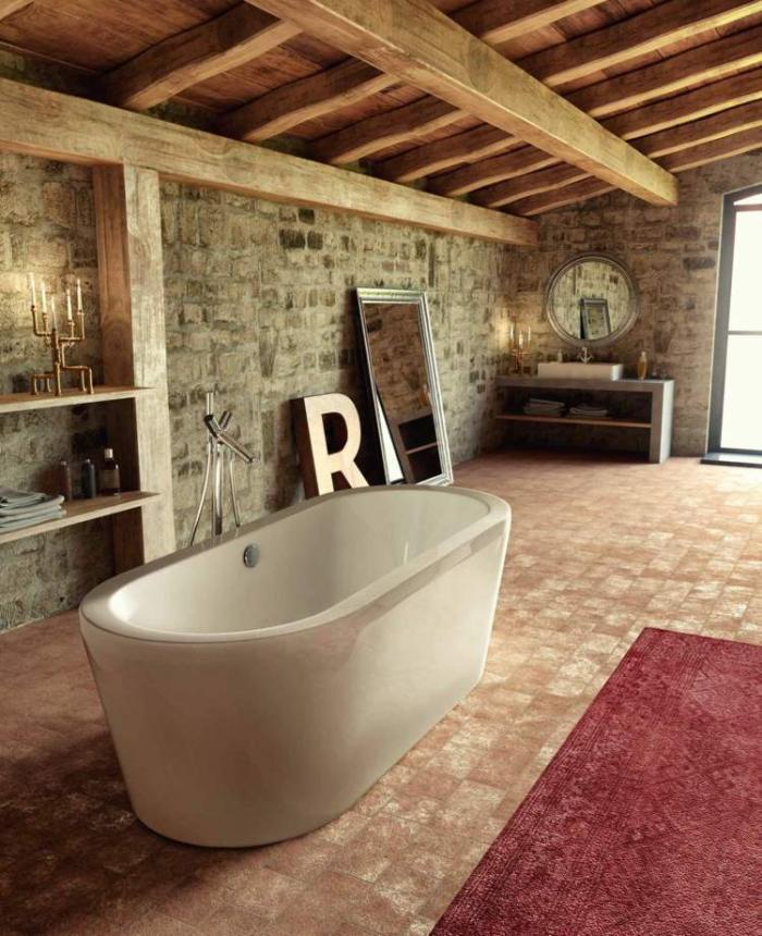salle-de-bain-rustique-industrielle-intérieur-spacieux