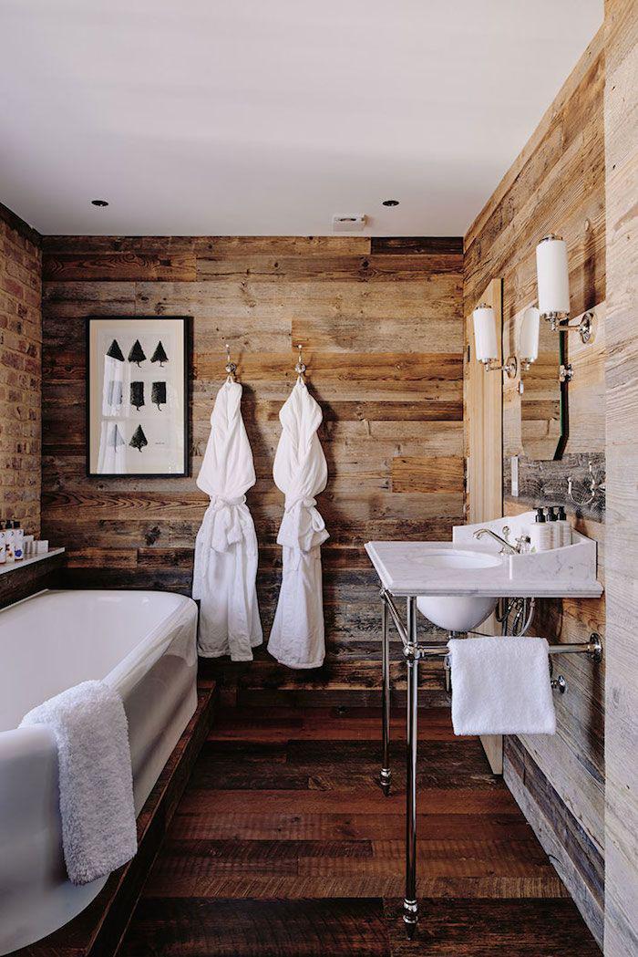 salle-de-bain-rustique-joli-équipement-de-salle-de-bain-en-bois-et-céramique