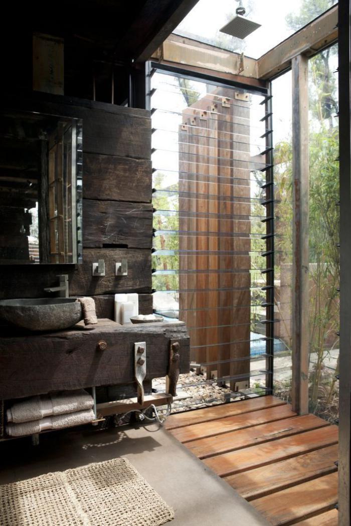 salle-de-bain-rustique-originale
