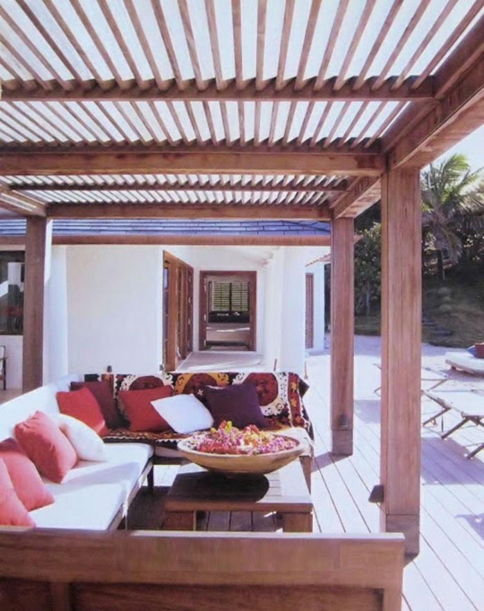 Les meilleures id es pour la terrasse en palette - Terrasse en palette de recuperation ...
