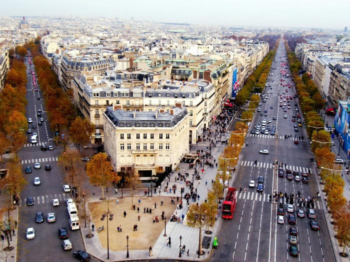 se-balader-à-paris-endroits-de-beauté-ambiance-viviale-romantique-triomphe-arc