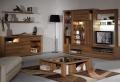 Intérieurs avec table de salon carrée – belles solutions pour votre salon!