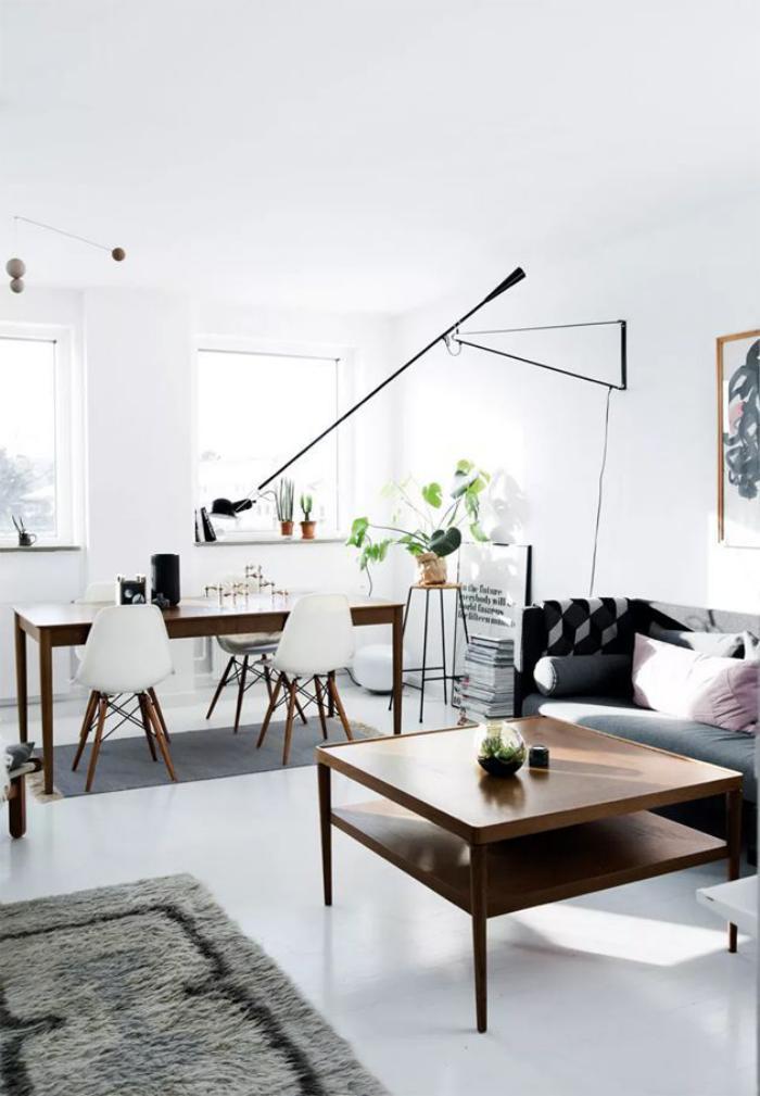 table-de-salon-carrée-beau-salon-scandinave