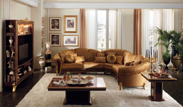 table-de-salon-carrée-design-superbe-salle-de-séjour-chaleureuse