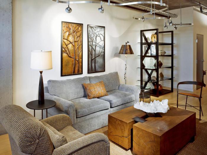 table-de-salon-carrée-en-bois-design-naturel-beau-salon-original