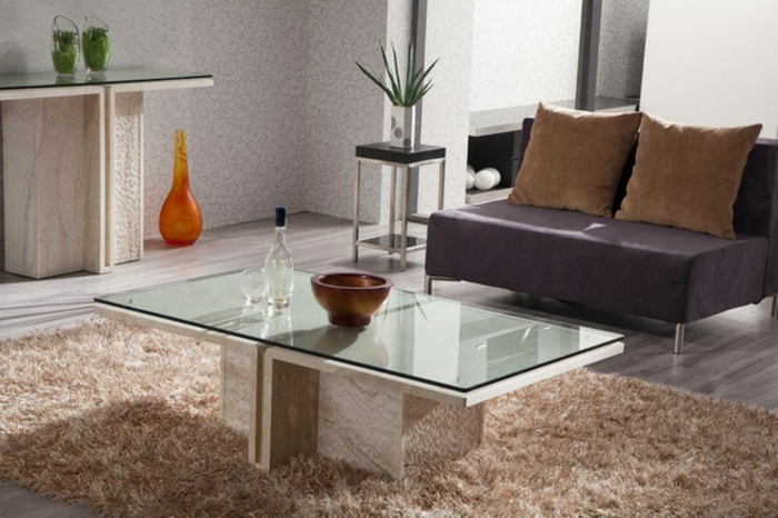 tapis-beige-dans-le-salon-avec-table-basse-ikea-table-de-salon-en-verre