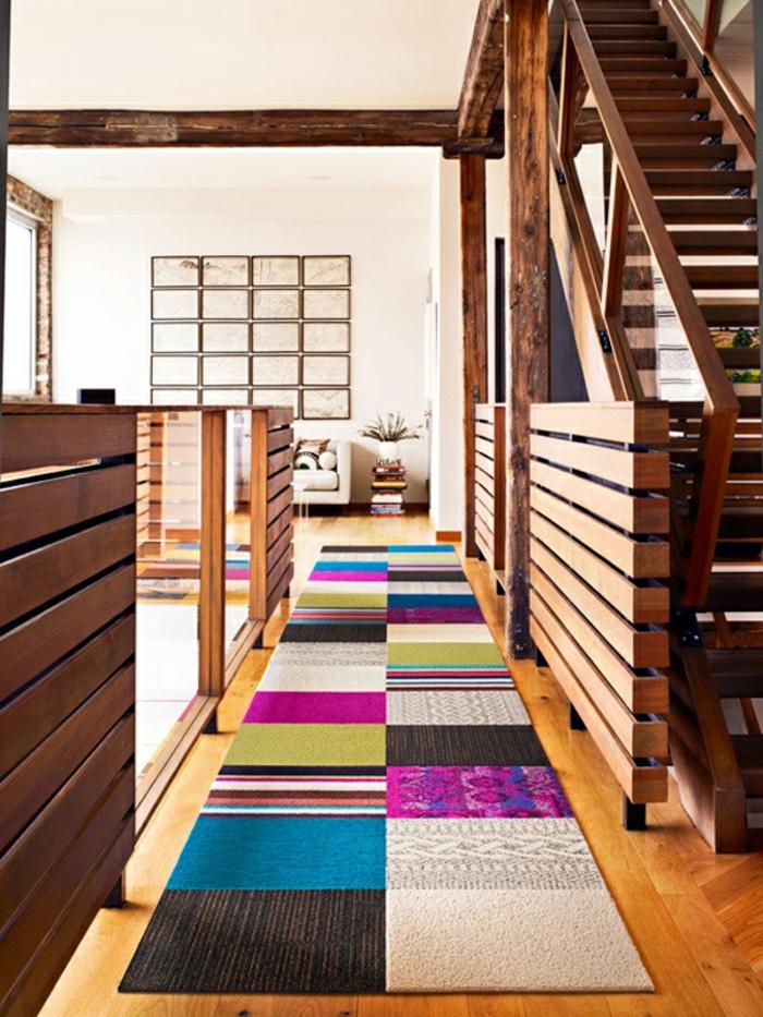 tapis-de-salon-tapis-design-coloré-déco-intérieur-cool