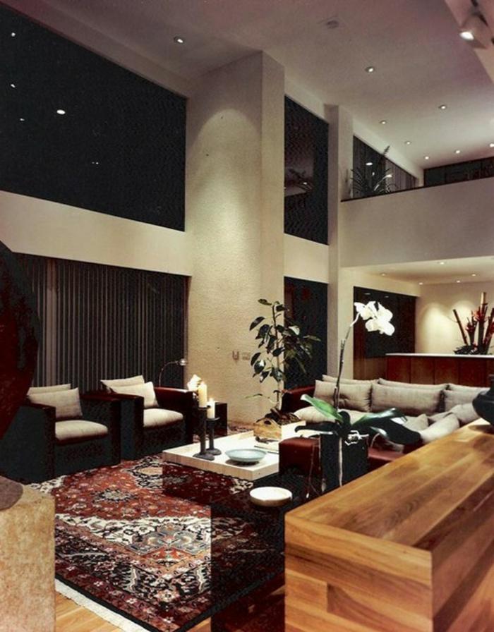 tapis-salon-moderne-le-tapis-design-en-tendance-tapis-marocaine