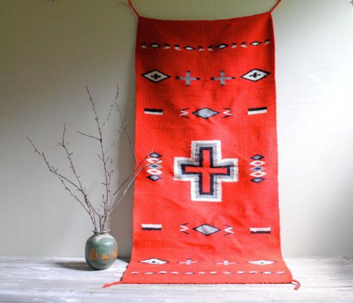 tentures-murales-décoration-ethnique-en-textile