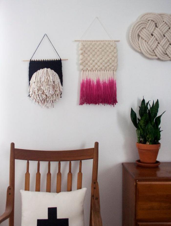 tentures-murales-petites-tentures-murales-tricotées