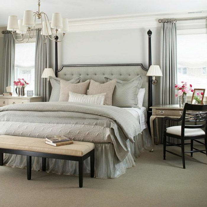 best with chambre blanche et beige