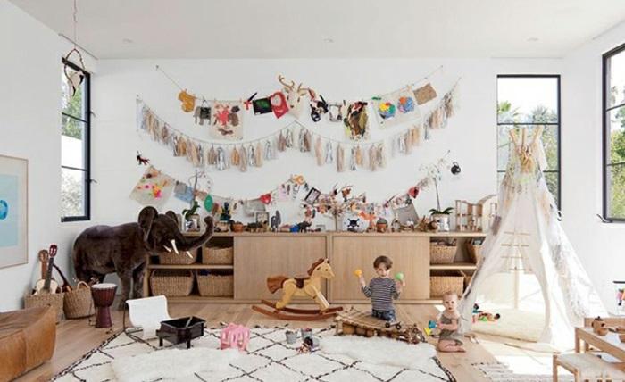 tipi-pour-enfant-tipi-enfants-idée-intérieur-jouer-dans-la-chambre-intérieur